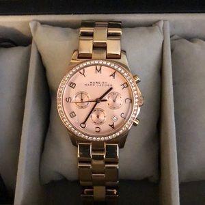 Marc Jacobs Women's Rose Gold Watch